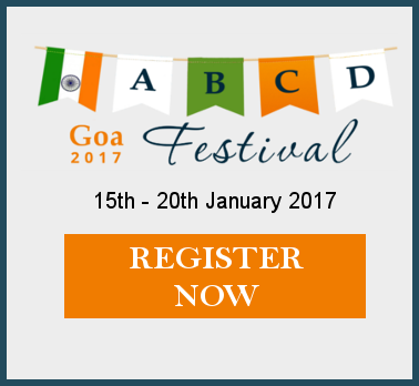 Goa Registration widget with border a