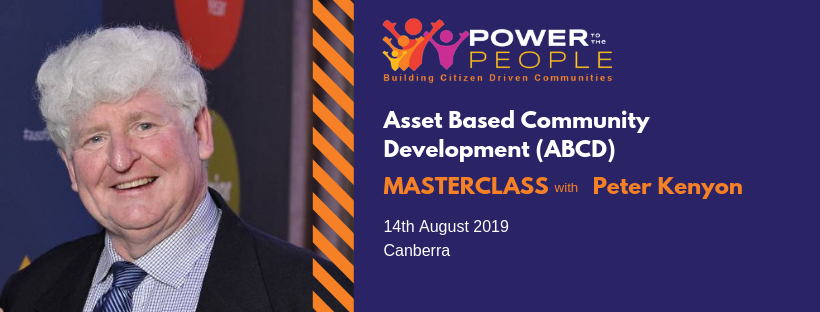 ABCD Masterclass with Peter Kenyon – Bank Of Ideas